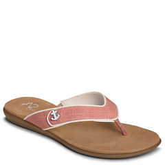 A2 by Aerosoles Chlear Sailing Womens Flip-Flops
