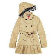 Classic Trench Raincoat