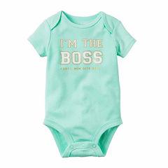 Carter's Infant Girls Shortsleeve Bodysuit