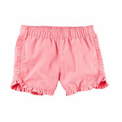Carter's Pull-On Shorts Girls