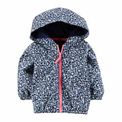 Carter's Girls Lightweight Windbreaker-Baby