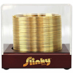 The Original Slinky Brand 14 Karat Gold Plated Original Slinky