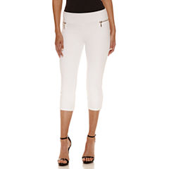 Bisou Bisou Ankle Zip Crop Pant