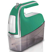 Hamilton Beach® 6-Speed Hand Mixer with Snap-On Case