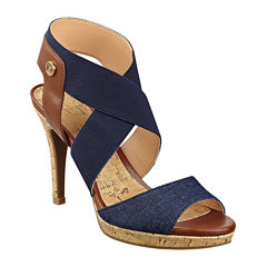 Liz Claiborne® Dapper High Heel Sandals