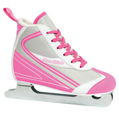 Lake Placid Starglide Double Runner Ice Skates - Girls