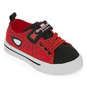 Spiderman Canvas Boys Sneakers