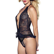 Jezebel Pandora Bodysuit Lace Teddy