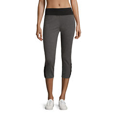 Made for Life™ Knit Colorblock Capris