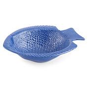 Outdoor Oasis™ Melamine Large Fish Serving Bowl
