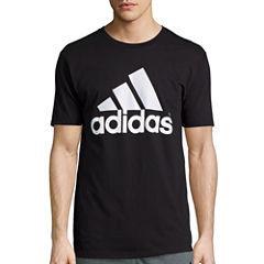 adidas® Logo Tee