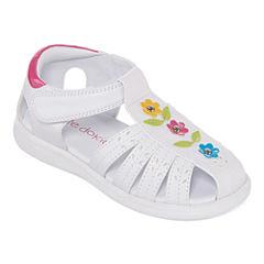 Okie Dokie Hazel Girls Strap Sandals - Toddler