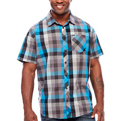 Zoo York Button-Front Shirt-Big and Tall