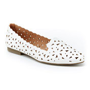 Union Bay Welcome Womens Ballet Flats