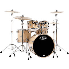 Pacific Drums Concept Maple 5-pc. Drum Shell Pack with Chrome Hardware