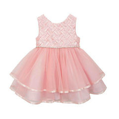 Rare Editions Sleeveless Party Dress - Toddler Girls
