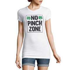 Short Sleeve Scoop Neck Graphic T-Shirt