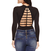 Bisou Bisou Long Sleeve Bodysuit
