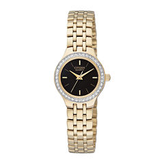 Citizen® Womens Crystal-Accent Bracelet Watch EJ6042-56E