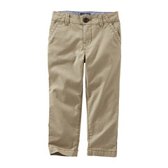 OshKosh B'Gosh® Slim Twill Pants - Preschool Boys 4-7