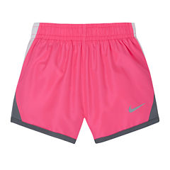 Nike® Dri-FIT Running Shorts - Girls 4-6x