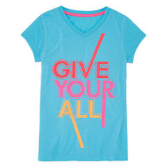 Xersion Graphic T-Shirt - Girls' 7-16 and Plus
