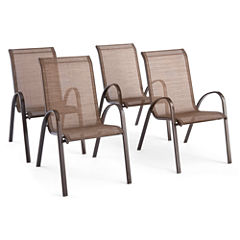 Outdoor Oasis™ Newberry Sling Chair set of 4
