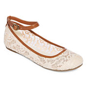 Arizona Coco Womens Ballet Flats