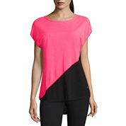 Xersion™ Studio Colorblock Dolman T-Shirt