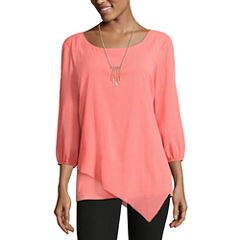 Alyx Popover Asymmetrical Top