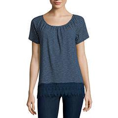 St. John's Bay Short Sleeve T-Shirt