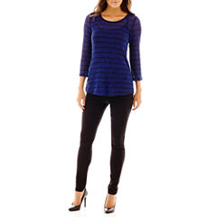 Alyx® Striped Top or Slim-Leg Knit Pants