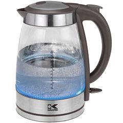 Kalorik® Glass Water Kettle
