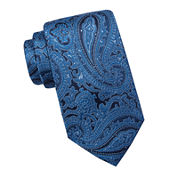 Collection by Michael Strahan Paisley Silk Tie