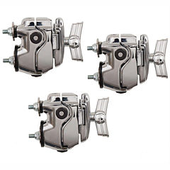 Ludwig Atlas 3-Pk. Mount Brackets
