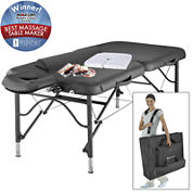 "Master® Massage StratoMaster Air LX 30"" Portable Lightweight Massage Table Set"
