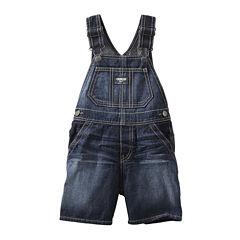 OshKosh B'gosh® Denim Shortalls - Baby Boys 3m-24m