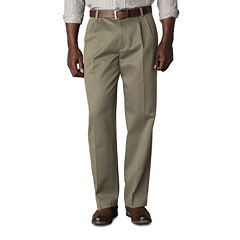 Dockers® Signature Classic-Fit Pleated Pants – Big & Tall