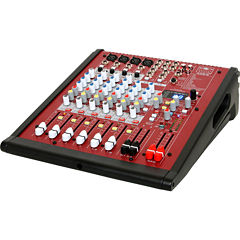 Galaxy Audio 8 Channel Mixer
