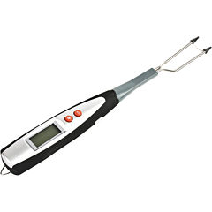 Charcoal Companion® Digital-Fork Thermometer