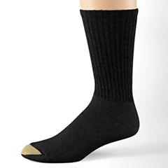 Gold Toe® 3-pk. Ultra Crew Socks
