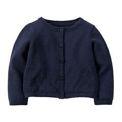 Carter's® Pointelle Cardigan - Baby Girls newborn-24m