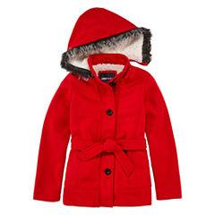 Limited Too Girls Midweight Fleece Jacket-Preschool