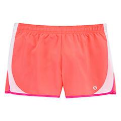 Xersion Solid Running Shorts - Big Kid Girls