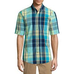 St. John's Bay Slim Legacy Poplin Shirt