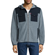 Levi's Hooded Fleece Jacket