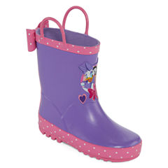 Disney Girls Rain Boots - Toddler