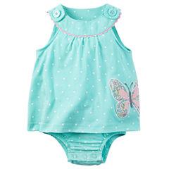 Carter's Infant Girls 1 pc. Sunsuit