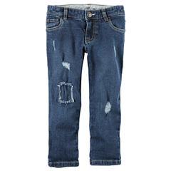 Carter's Preschool Girls Loos Fit Jean