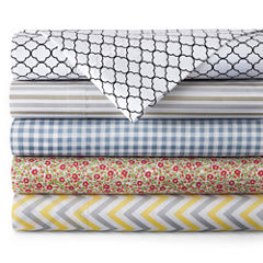 JCPenney Home™ 200tc Cotton Classics Sheet Set
